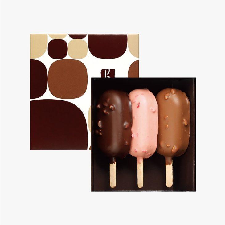 シュセット ショコラ 3個