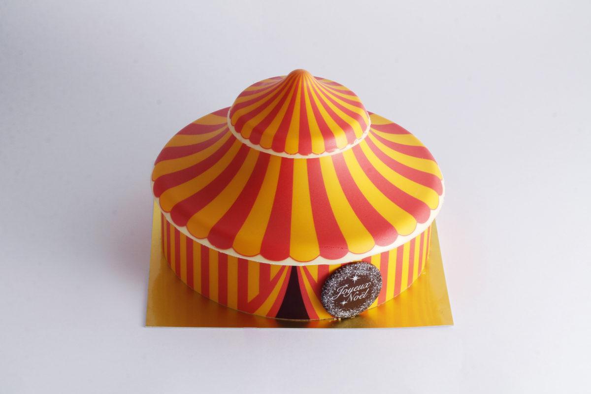 セバスチャン・ブイエ クリスマスケーキ(百貨店限定)