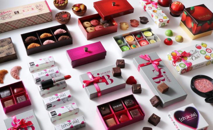 ショコラコレクションがスタート!