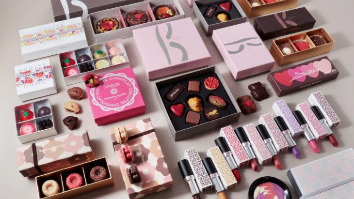 2020年のバレンタインを彩るフォトジェニックなショコラコレクションが登場!