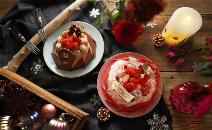 クリスマスケーキのご予約受付がスタート