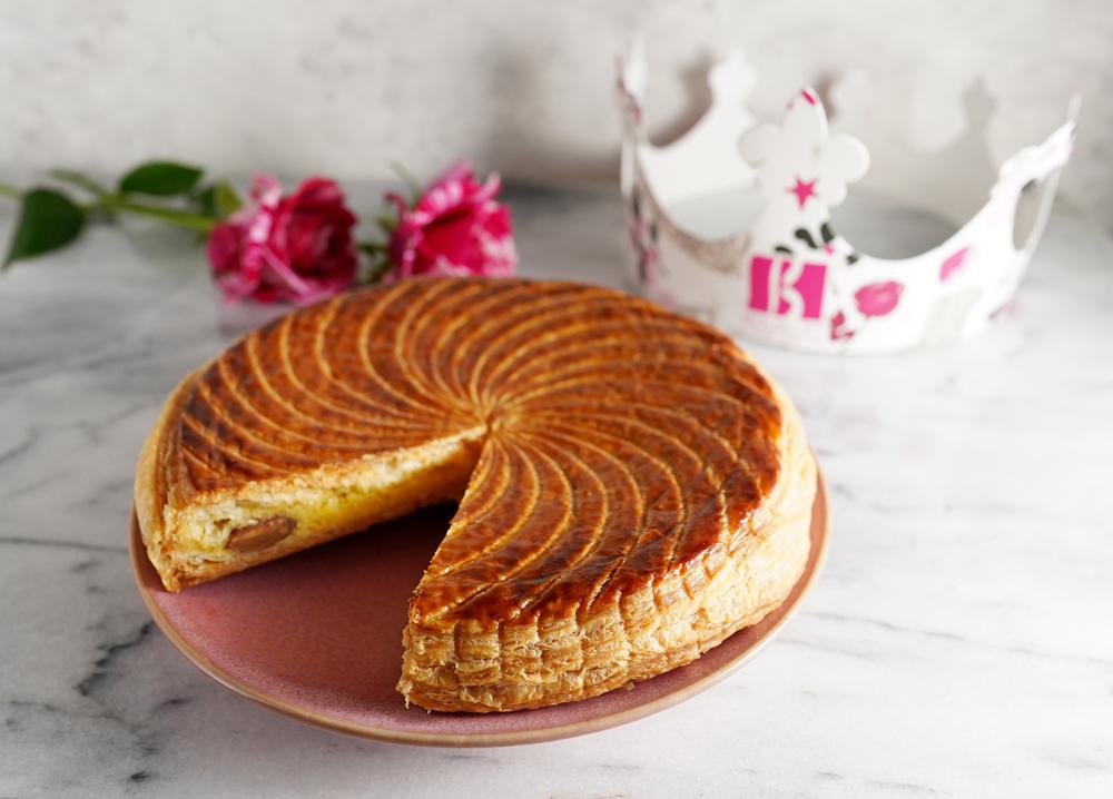 新年を祝うフランスのお菓子