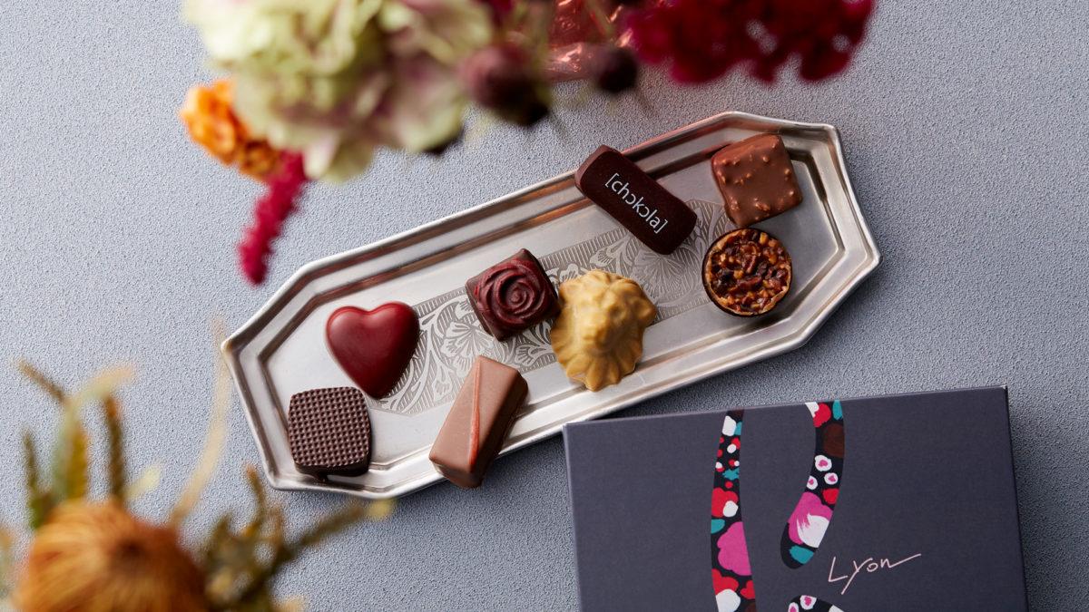 フランスらしい遊び心あふれるバレンタインショコラの販売がスタート!アイシャドウや口紅をモチーフにしたショコラも登場