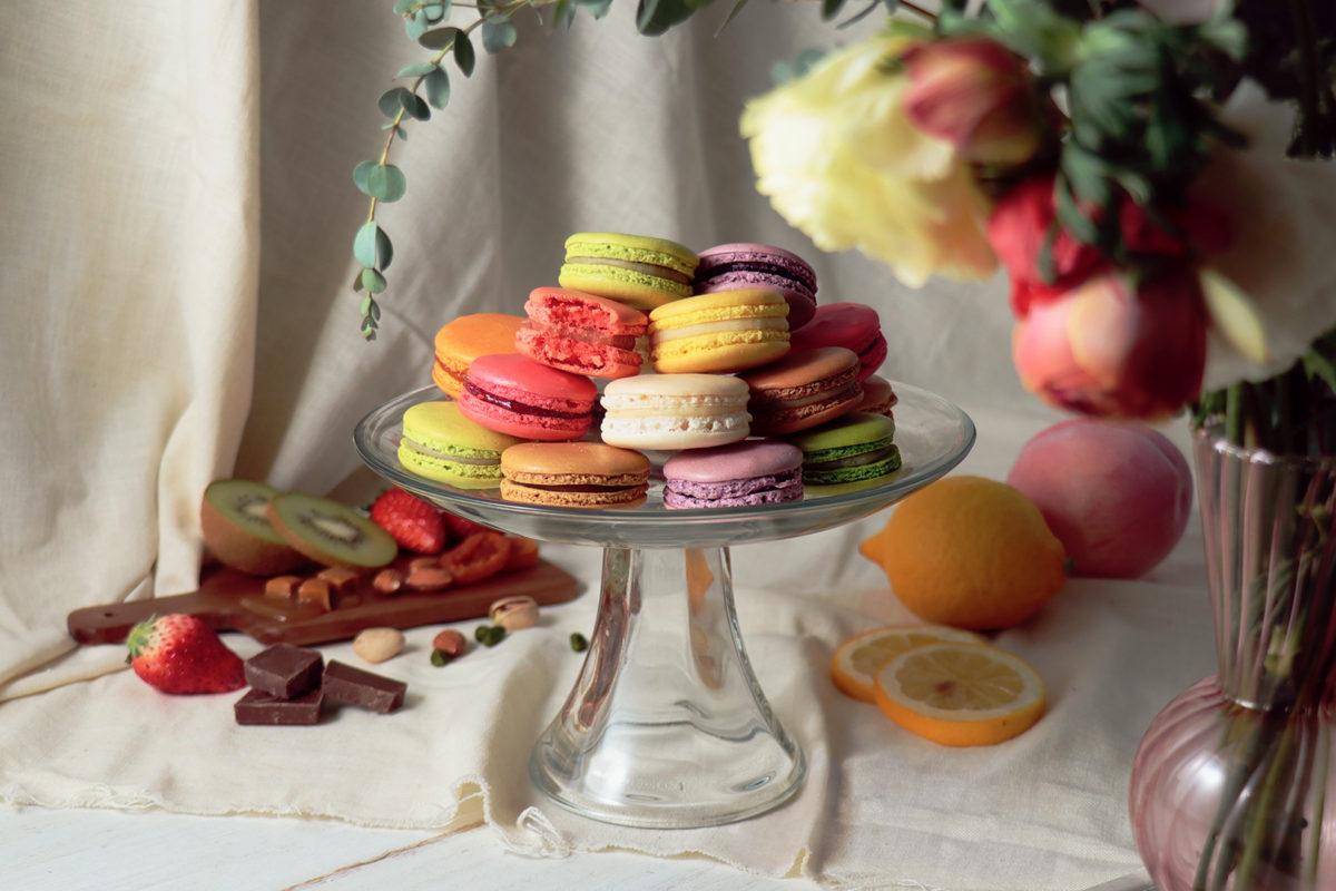 この春の新作、サクサク食感のクッキーや人気のマカロン&タルトレットの新フレーバーが登場