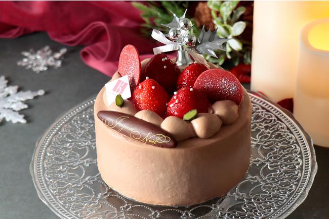 10/1より予約受付スタート!クリスマスを華やかに彩る5種のクリスマスケーキ